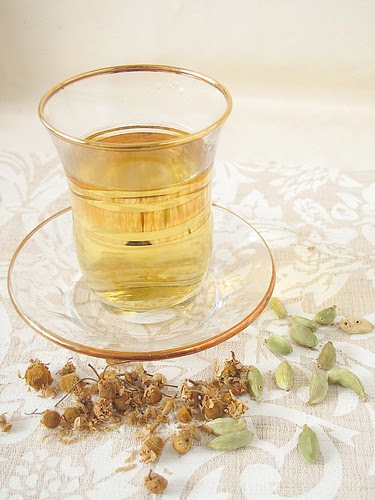 Camomile Cardamom Tea