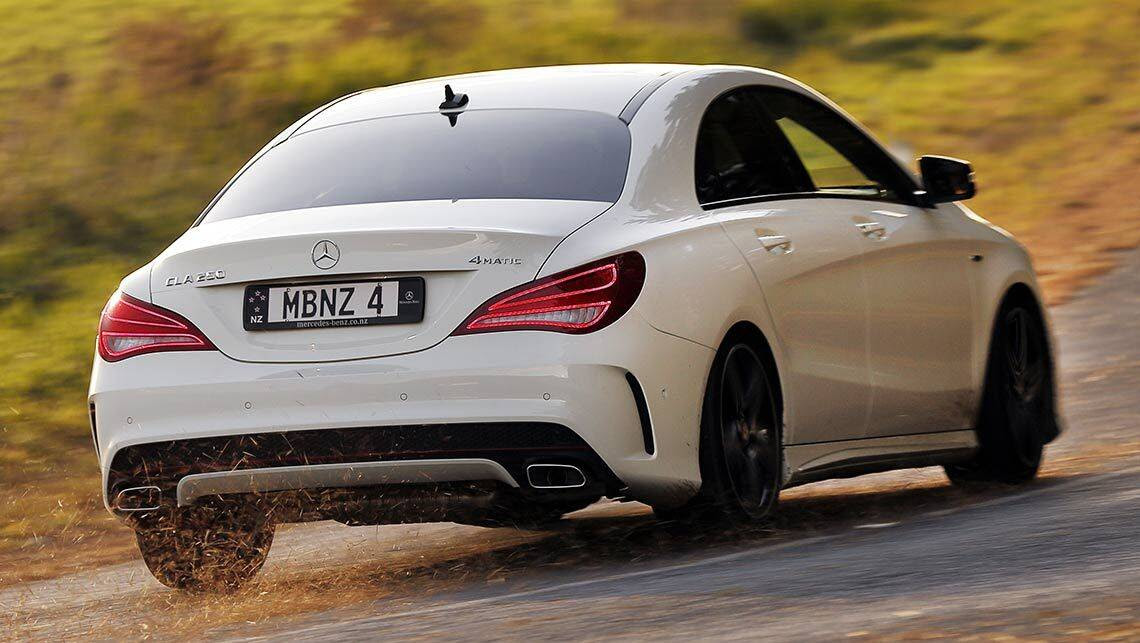 2014 Mercedes-Benz CLA 250 Sport 4Matic review | CarsGuide