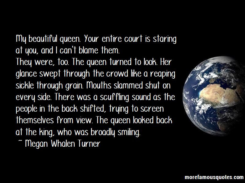Queen King Quotes Top 36 Quotes About Queen King From Famous