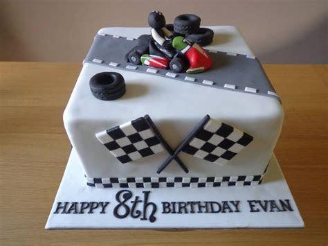 Go Kart Cake.   CakeCentral.com