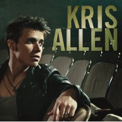 American Idol's Kris Allen promoting newly released album