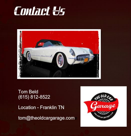 The Old Car Garage Full Octane Insurance Collector Exotic Car Insurance Specialists