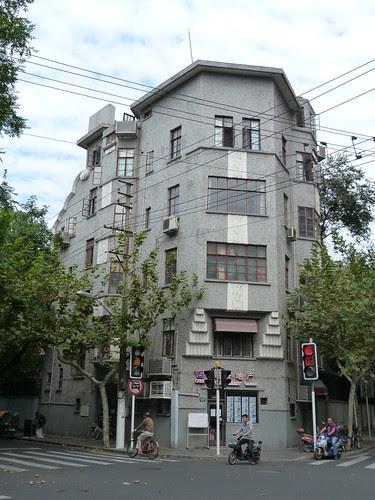 Midget Apartments, Shanghai