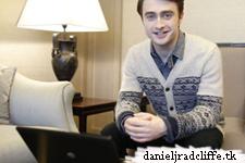 El País digital interview with Daniel Radcliffe