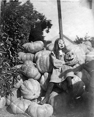 Queen Of The Pumpkins (by Dio Bach)