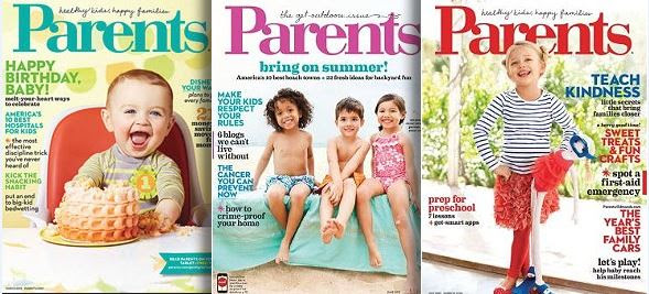 Parents Magazine Get A 1 Year Subscription For 499