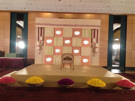 Stage Ideas   South Indian   Weddings Et More   Wedding