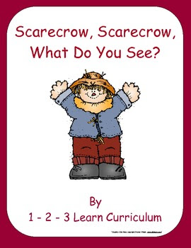 Scarecrow, Scarecrow, What Do You See?