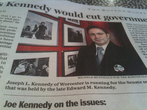Joseph L. Kennedy of Worcester (Part 2)