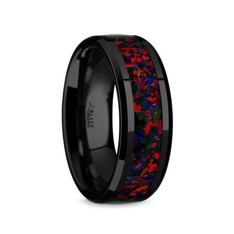 Men's Wedding Rings   Men's Rings by Material   Ceramic