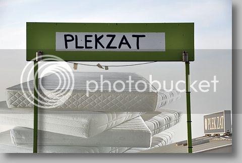 plekzat voor matrassen!