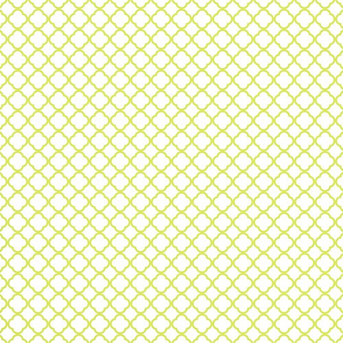 7-lime_BRIGHT_small_QUATREFOIL_OUTLINE_melstampz_12_and_a_half_inches_SQ