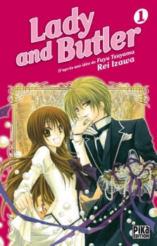 Couverture Lady and Butler, tome 01