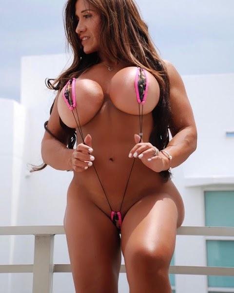 Yliana Diaz Nude Pics (@Tumblr)   Top 12 Hottest