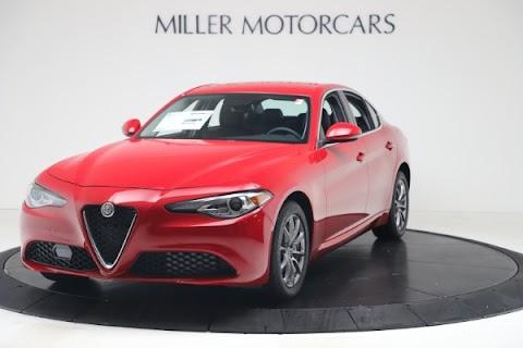 Alfa Romeo Giulia Quadrifoglio Lease