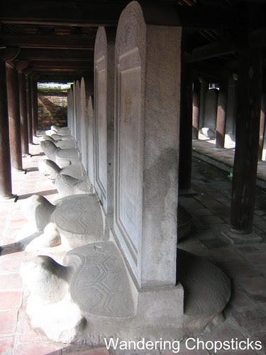 Van Mieu (Temple of Literature) - Hanoi - Vietnam 13