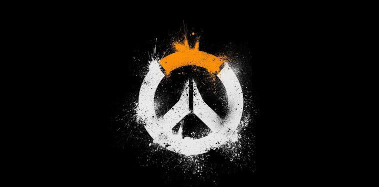 Overwatch Logo Wallpaper