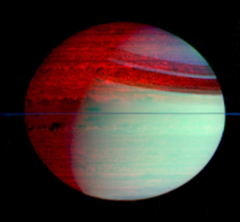 Saturno_en_infrarrojo