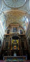 Altar mayor mezquita-catedral de Córdoba