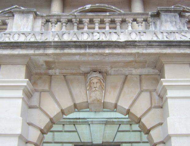 Royal academy of arts, London
