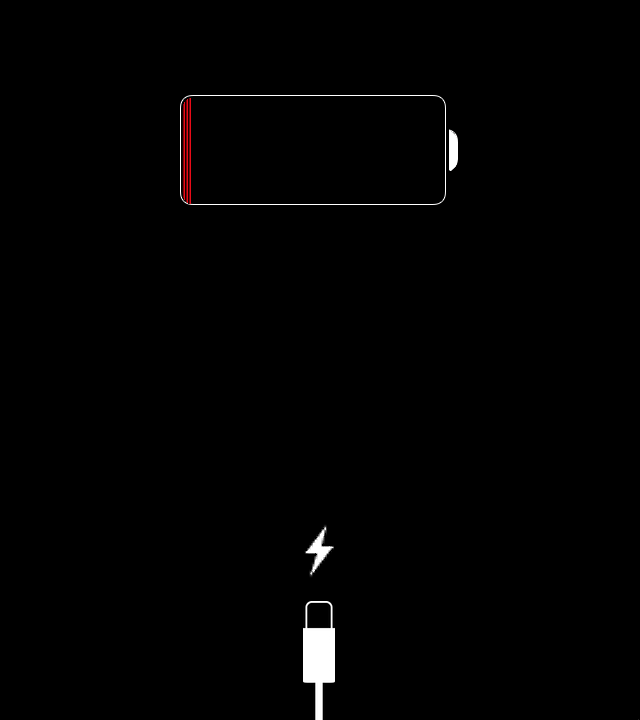 13 IPhone Battery Icon White Images - Apple Battery ...