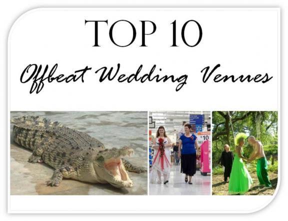 Outdoor Weddings Venues
