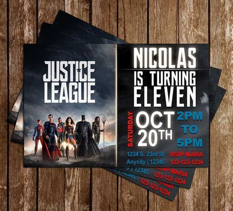 Novel Concept Designs   Justice League   Movie   Birthday