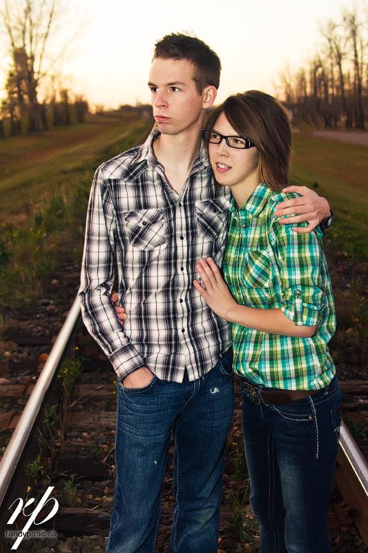 ~ 281/365 Briana and Shayne ~