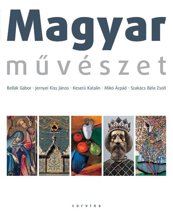 Magyar művészet 2. KIADÁS