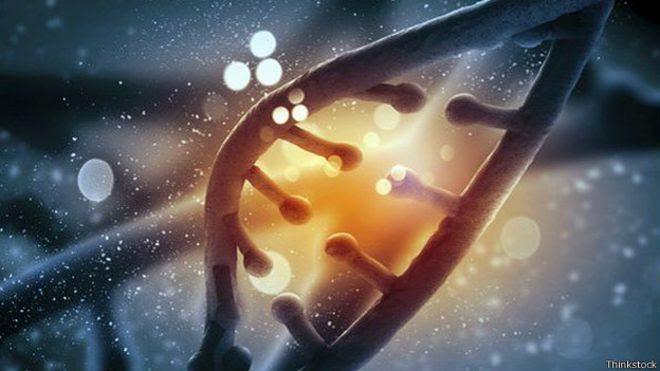 Cadeia de DNA (Foto: Thinkstock)