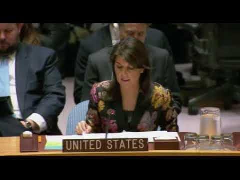 Российскую власть в Совбезе ООН назвали режимом Путина и поставили в один ряд с Ираном и Северной Кореей