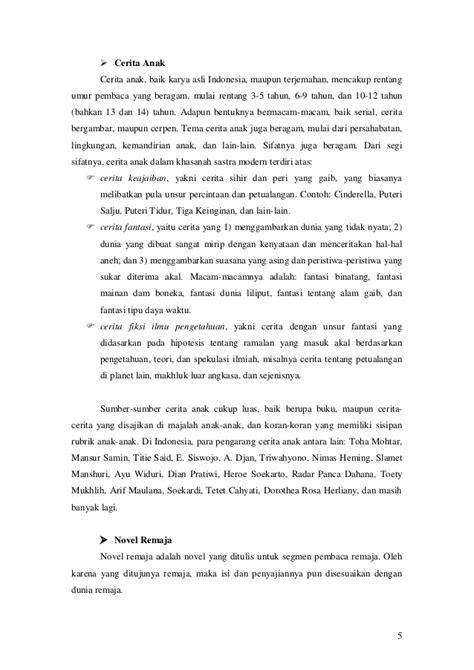Contoh Sinopsis Novel Sejarah Kumpulan Contoh Makalah Doc Lengkap