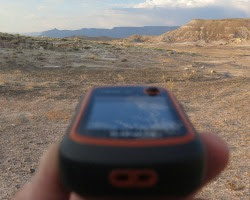 Survival GPS Maps