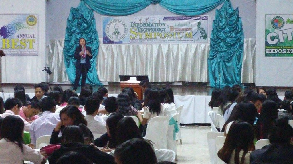 Ate Ada talks about personal branding