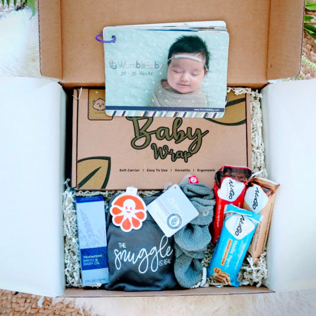 WumbleBaby Box Giveaway