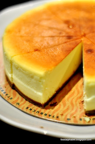 Starbucks Cheesecake