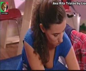 Ana Rita Tristão sensual nos Morangos com açucar