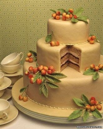 1000  ideas about Almond Wedding Cakes on Pinterest