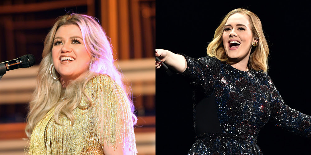 Kelly Clarkson Addresses the Discussion Surrounding Adele ...