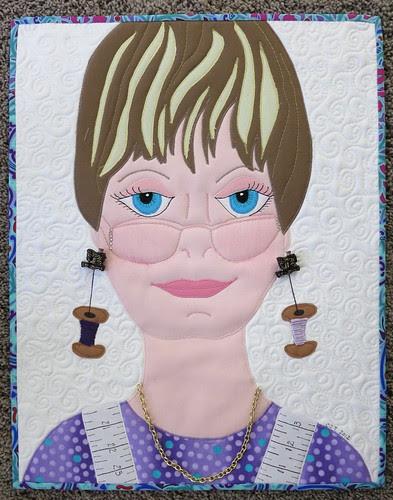 #23 in my Ladies Series - Susan