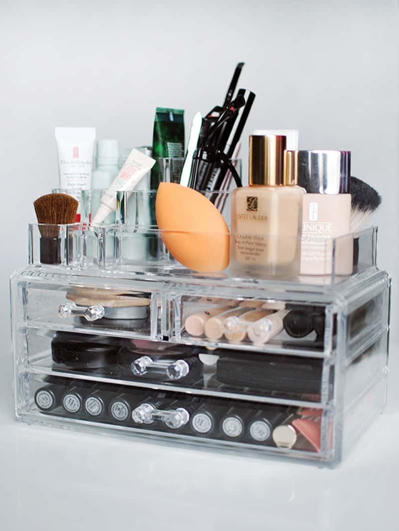 Makeup organizer near me