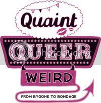 """""""quaint"""