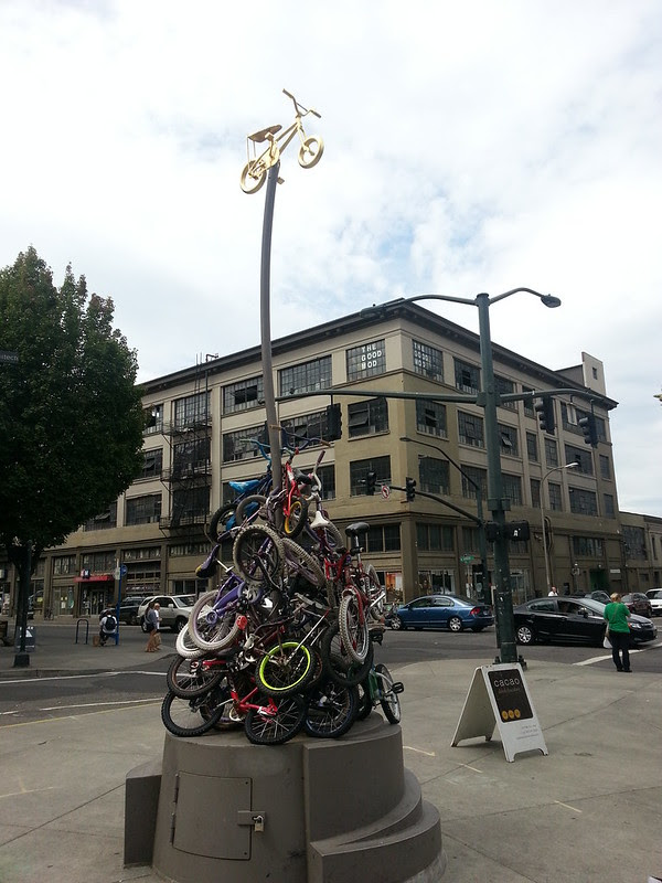 People's Bike Library of Portland