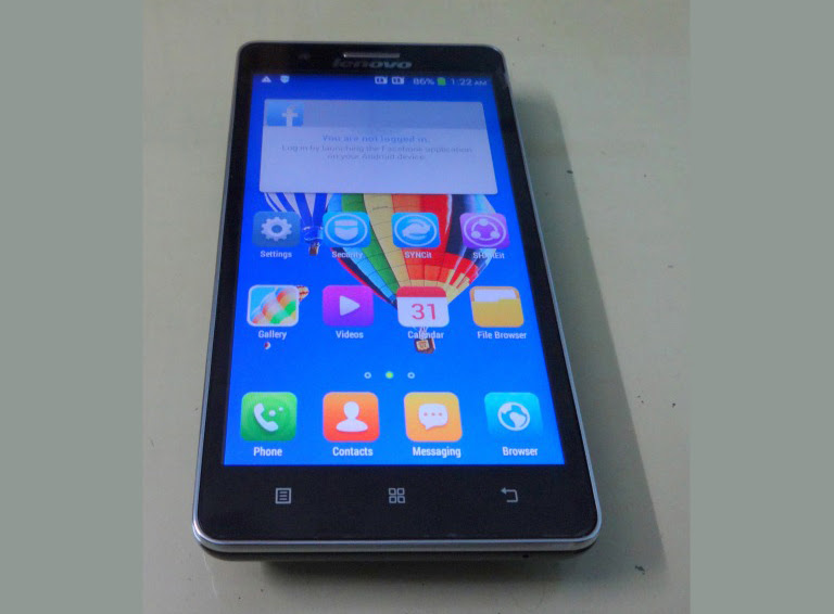 Lenovo A536 User Guide Manual Tips Tricks Download