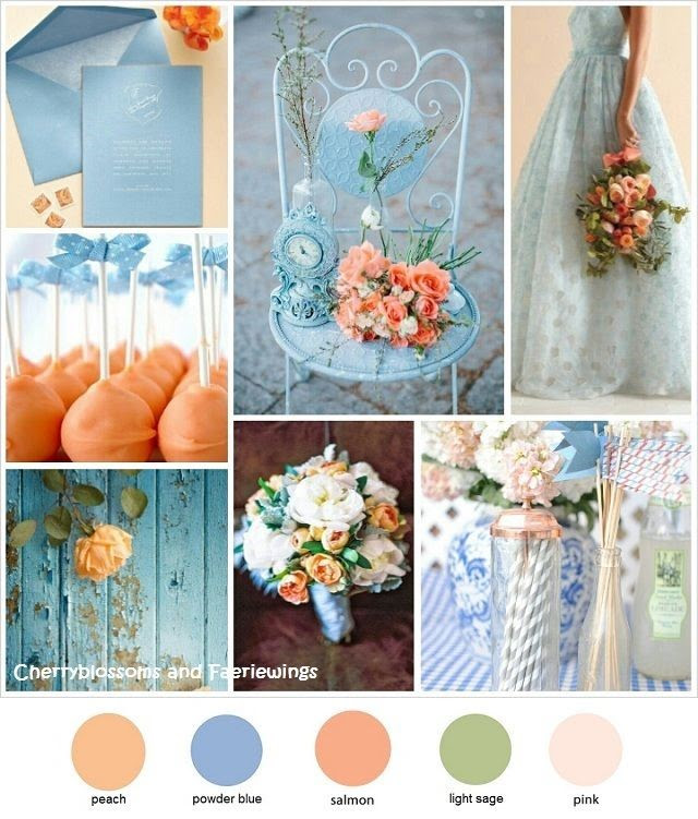 Top Wedding Color Combinations for 2015 | Georgetown Event ...