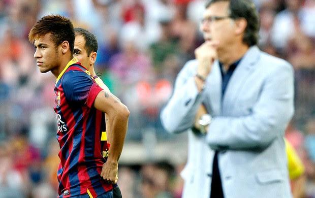 Neymar barcelona levante (Foto: Agência Reuters)