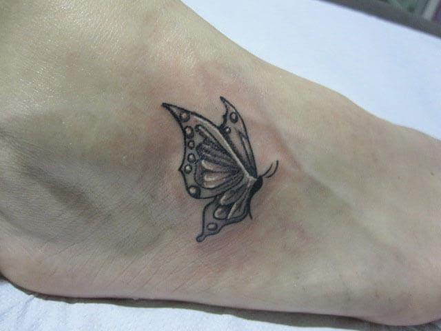 Tatuajes De Mariposas Significado Hamahiru Ink Estudio De