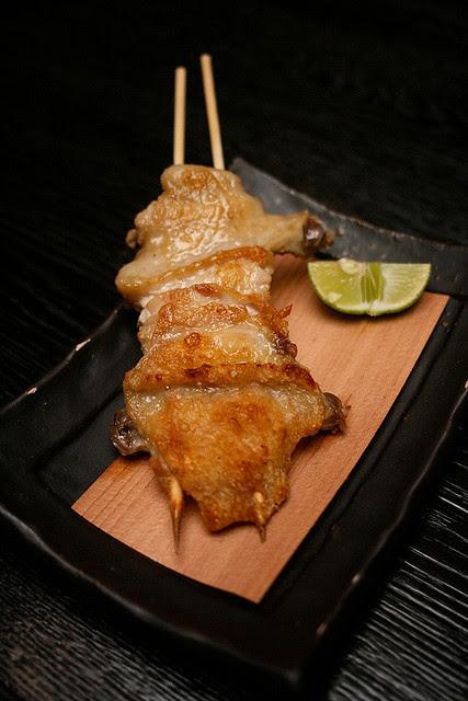 Kagoshima chicken wings