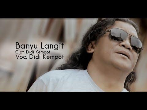 Lirik Lagu Banyu Langit - Didi Kempot