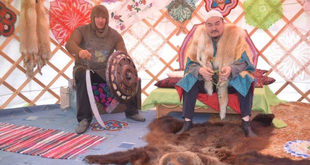 Это было в столице Сибирского ханства